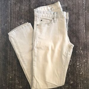 GAP Real Straight Jeans